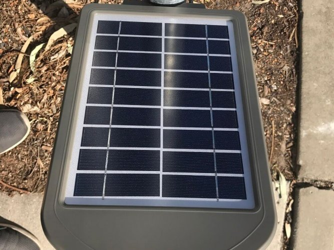 Bribie Solar Outdoor Lighting