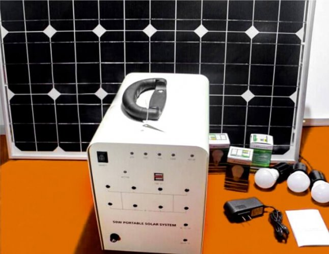 Bribie Solar Off-Grid Lighting and Power