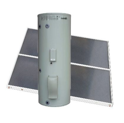 Bribie Solar Hot Water Heaters - Flat Plate Technology